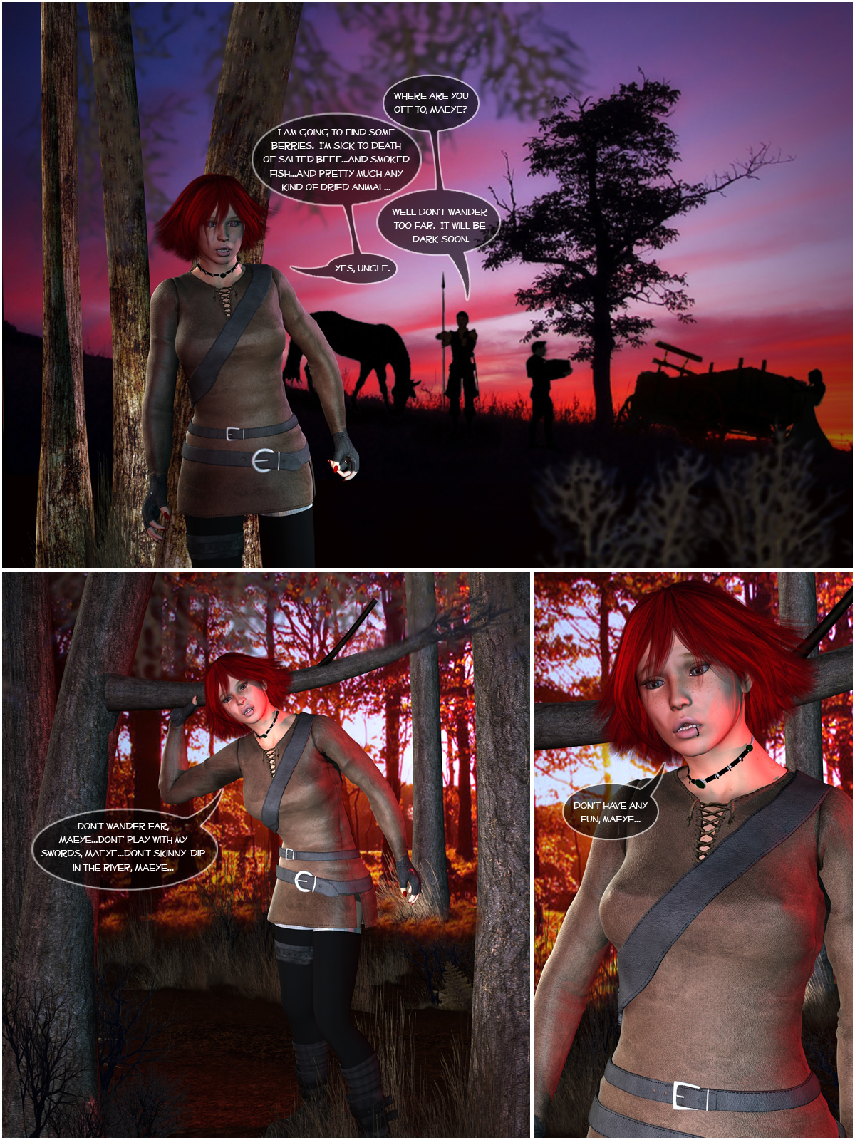 Book 1, Chapter 1, Page 3